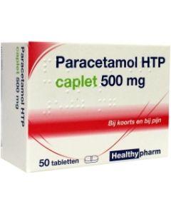 Healthypharm Paracetamol Caplet 500mg