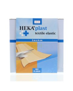 Heka-Plast-Textile-Elastic-5mx6cm