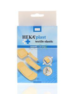HEKAplast textile elastic assorti