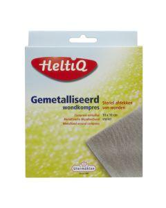 Heltiq gemetalliseerd Wondkompres