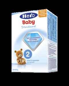 Hero Baby Standaard 2 Opvolgmelk