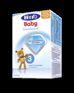 Hero Baby Standaard 3 Groeimelk