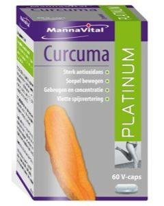 Mannavital Curcuma Platinum