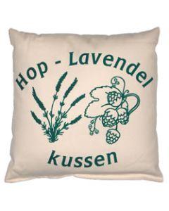 Marco Polo Hop Lavendel Kussen