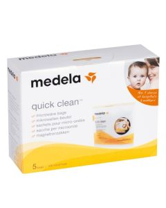 Medela Quick Clean Magnetronzak