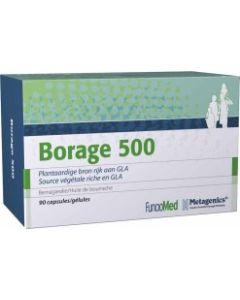 Metagenics Borage 500