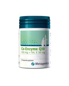 Metagenics Co-Enzyme Q10 100 mg