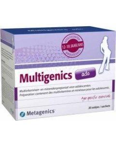 Metagenics Multigenics Ado