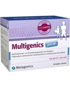 Metagenics Multigenics Junior