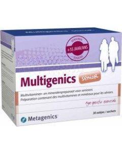 Metagenics Multigenics Senior