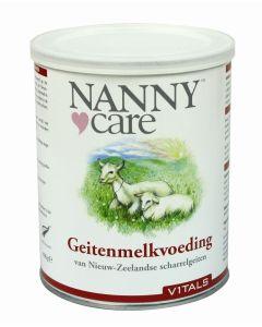 NannyCare Geitenmelkvoeding
