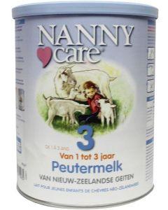 Nannycare Peutermelk