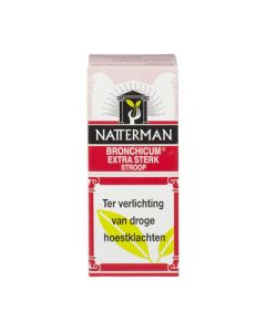 Natterman Bronchicum Extra Sterk Stroop
