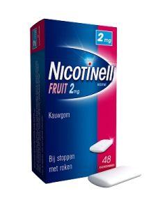 Nicotinell Kauwgom 2mg