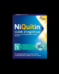 NiQuitin Clear Pleister