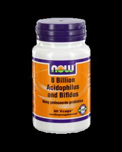 NOW 8 Billion Acidophilus and Bifidus
