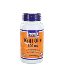 NOW Krill Olie 500 mg