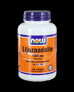 NOW Lijnzaadolie 1000 mg