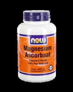 NOW Magnesium Ascorbaat Poeder