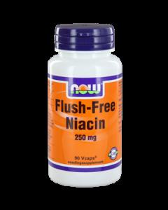 NOW Flush-Free Niacin 250mg