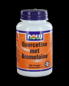 NOW Quercetine met Bromelaïne