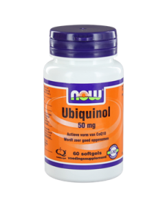 NOW Ubiquinol 50 mg