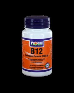 Now Vitamine B12 Geheugen Formule 5000 µg
