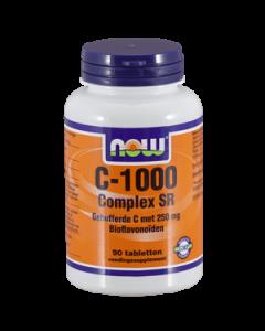 NOW Vitamine C-1000 Complex Sustained Release
