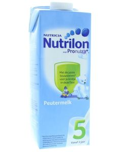 Nutrilon Peuter Groeimelk 5