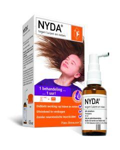 NYDA spray tegen luizen, neten en eitjes