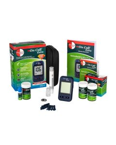 On Call Extra glucosemeter starterspack