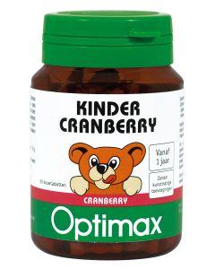 Optimax Kinder Cranberry