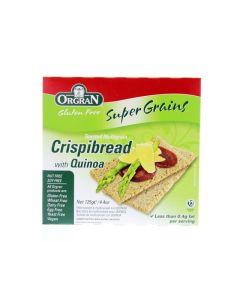 Orgran Multigrain Crispibread met Quinoa