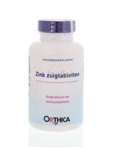 Orthica Zink Zuigtabletten
