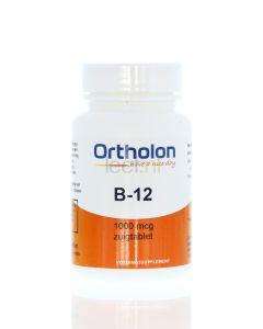 Ortholon Vitamine B12 1000 mcg