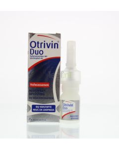 Otrivin Duo Neusspray 0,5/0,6 mg/ml