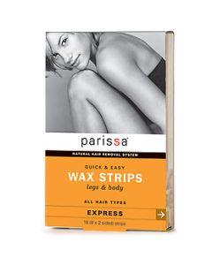 Parissa Wax Strips Legs & Body
