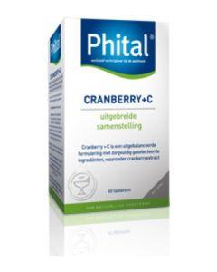 Phital Cranberry + Vitamine C