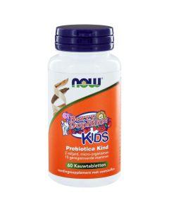 NOW Berry Dophilus Probiotica Kids
