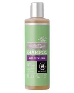 Urtekram Shampoo Aloe Vera droog haar