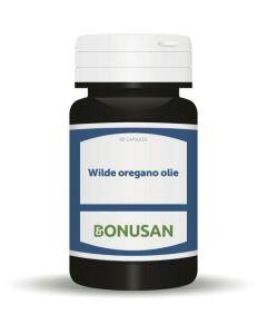 Bonusan Wilde Oregano Olie