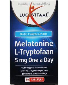 Lucovitaal Melatonine L-tryptofaan
