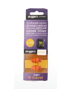 Pluggerz All-Fit Travel