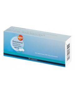 Roter Paracetamol 500mg