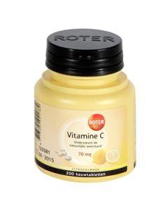 Roter Vitamine C 70mg