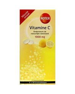 Roter Vitamine C Bruis 1000mg citroen duo