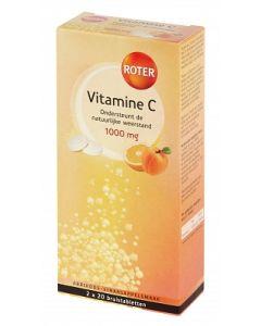 Roter Vitamine C-Bruis Duopack Sinas/Abrikoos