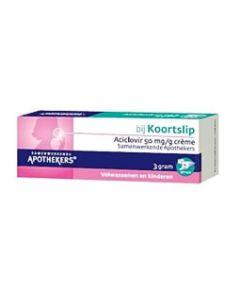 SAN Aciclovir Crème 50mg/g
