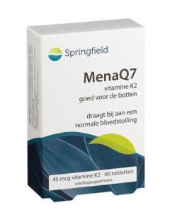 Springfield MenaQ7 Vitamine K2