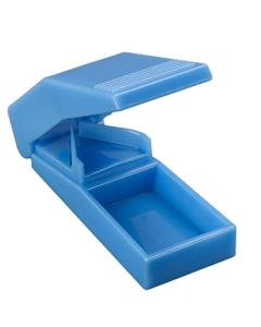 Spruyt Hillen Tabletsplitter blauw